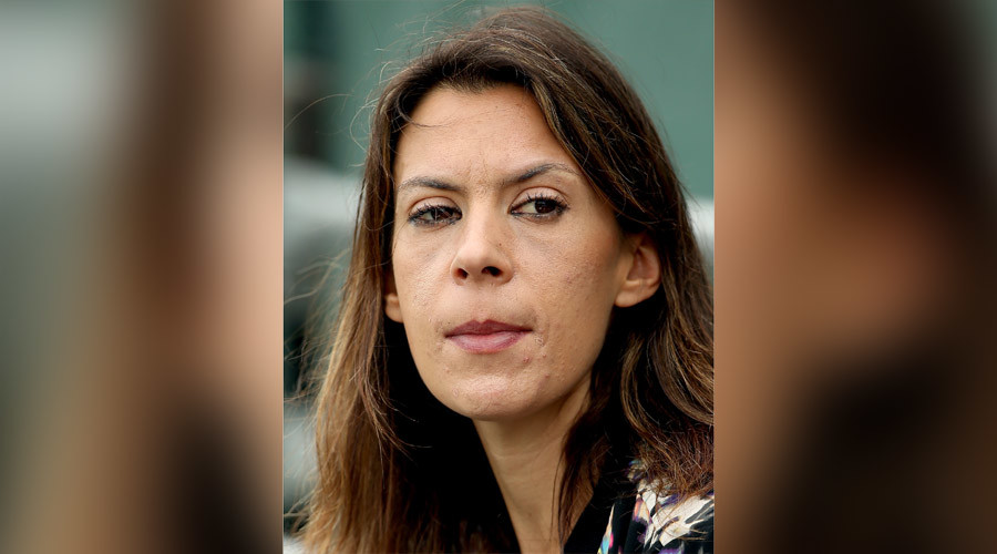 This file photo taken on March 24, 2016 shows France's Marion Bartoli © AFP