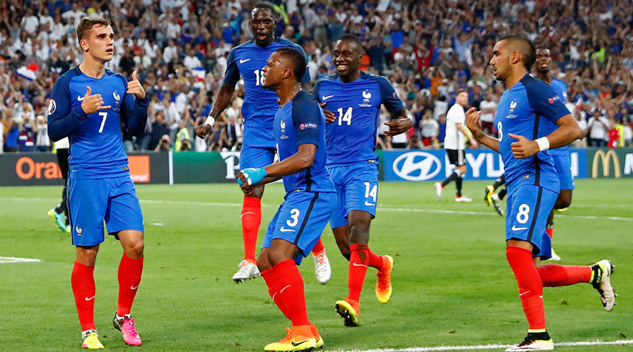 France beats Germany 2-0 to reach Euro 2016 final