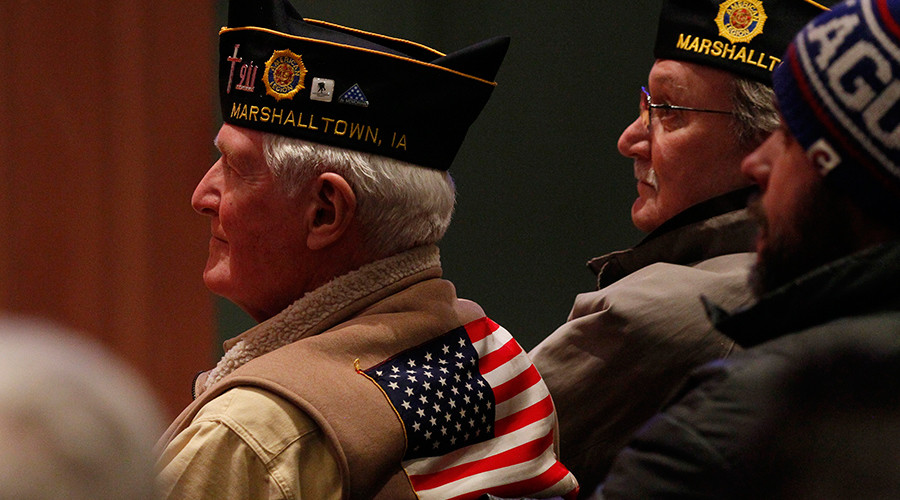 20 veterans committed suicide every day in 2014 – study