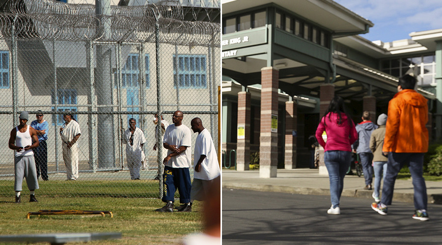 US local, state govts spend 3 times more on jails than on education – officials