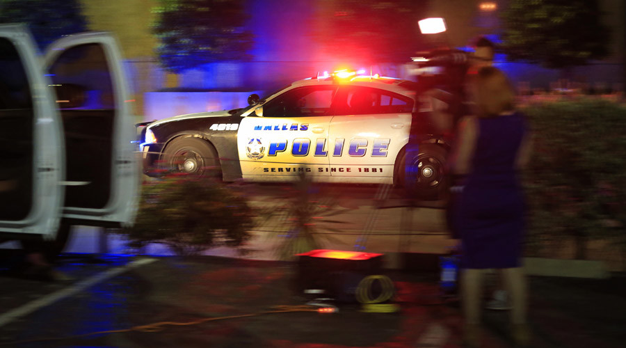 Robot bomb kills a Dallas suspect