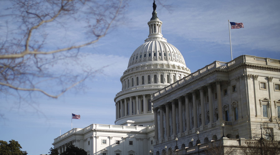Capitol briefly on lockdown after 'person with gun' attempts to enter