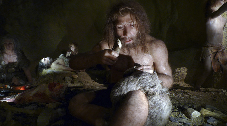 Pleased to eat you: Belgian Neanderthals preferred cannibalism to waffles
