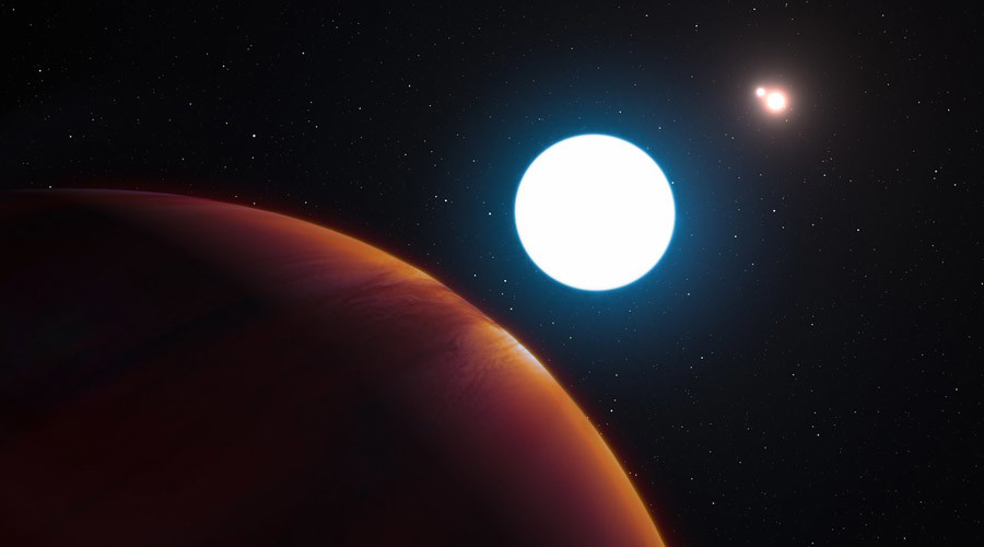 Tatooine +1: Newly-discovered planet with 3 suns facing potential annihilation