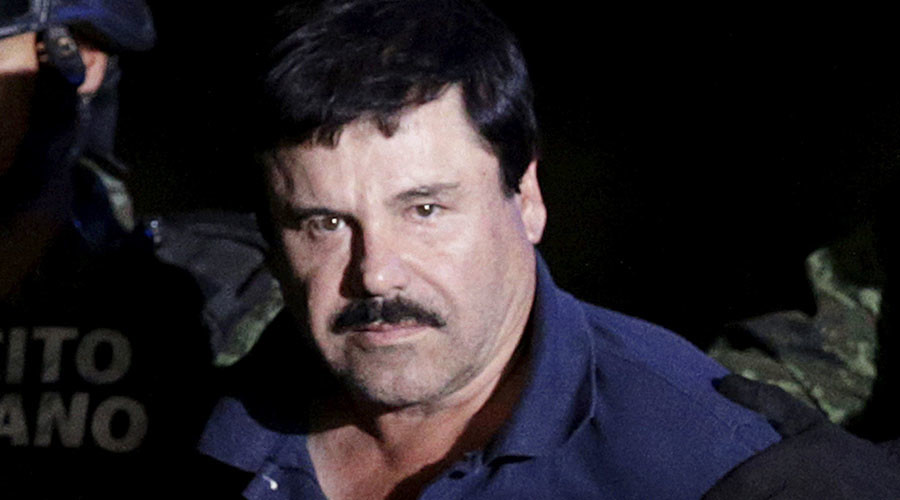 Where in the world is El Chapo? Rumors of his escape send internet atwitter