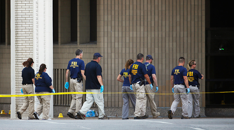 Bomb making materials, rifles, ammunition found at Dallas shooter's home - police