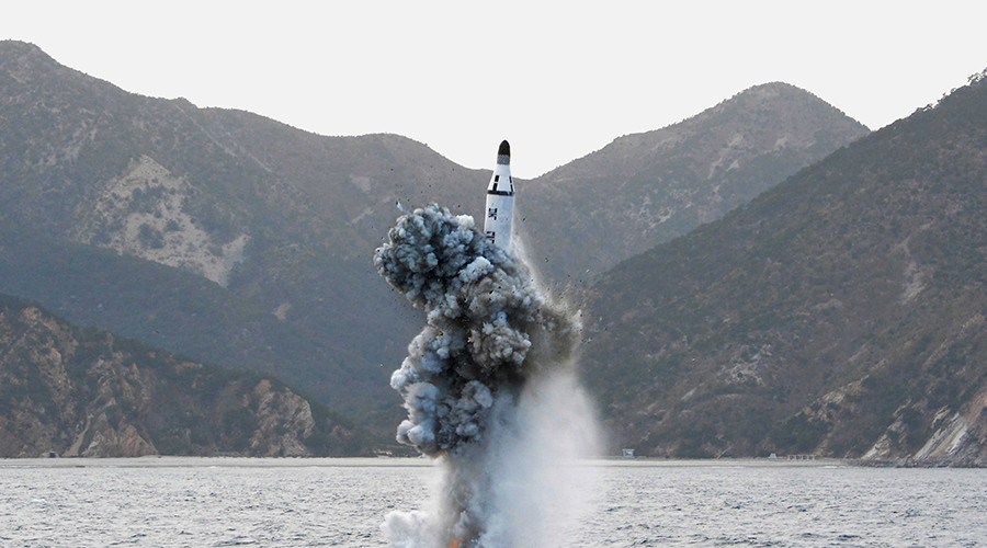 N. Korea test-fires submarine-launched ballistic missile – report