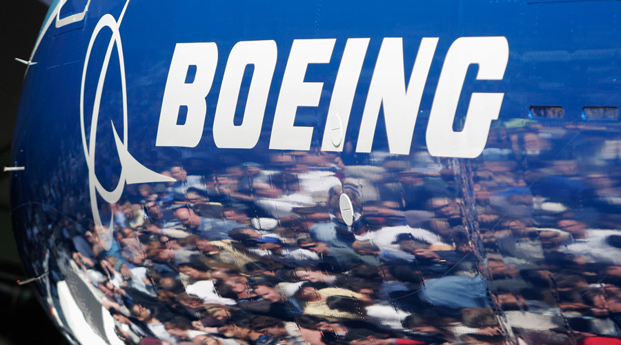 'Sure as heck' no one can deal with Iran, Boeing says after Hill blocks deal
