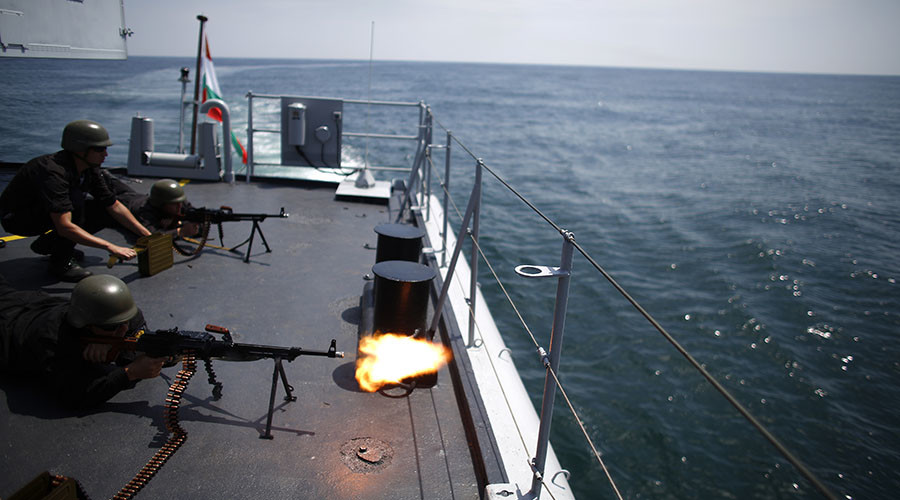 Black Sea Breeze: 1,700 personnel, 25 vessels take part in NATO naval drills