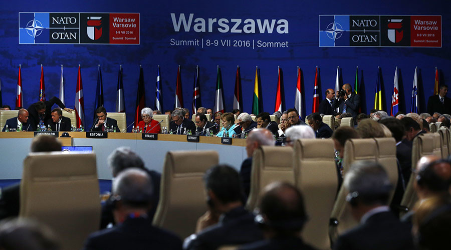 NATO's Warsaw Summit suggests US-led military bloc is divided