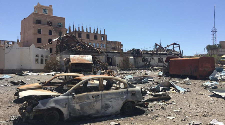 'May be war crimes': HRW slams Saudi-led coalition bombing of civilian businesses in Yemen