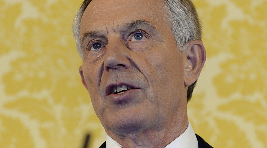 Get Tony! People are obsessing over how to punish Blair for Iraq