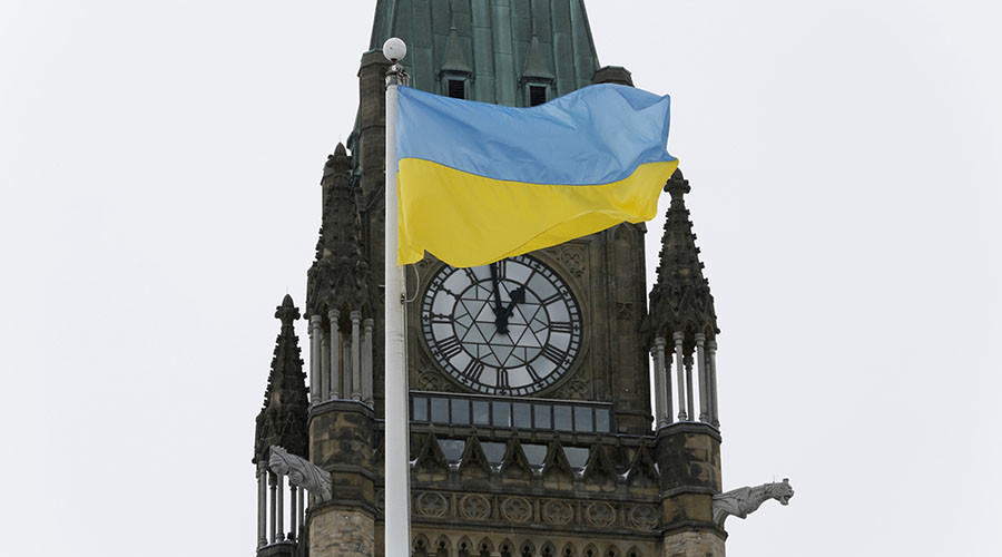 Ukraine & Canada sign free trade agreement