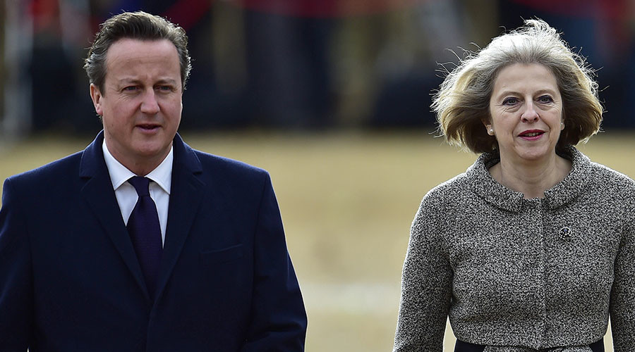 Cameron to leave Downing Street on Wednesday, Theresa May to become PM