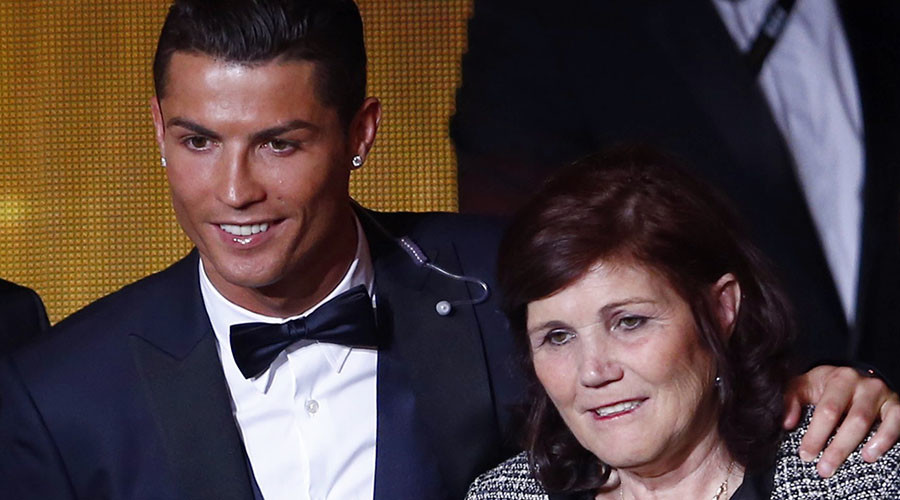 Euro trash talk: Ronaldo's mom kickstarts social media attacks on Payet over son's injury