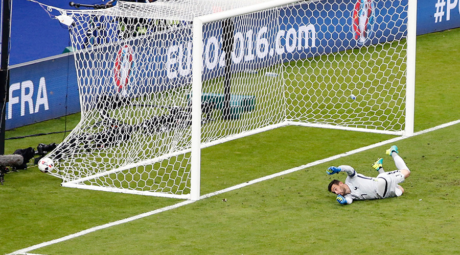 Twitter algorithm ranks online reaction to each Euro 2016 goal