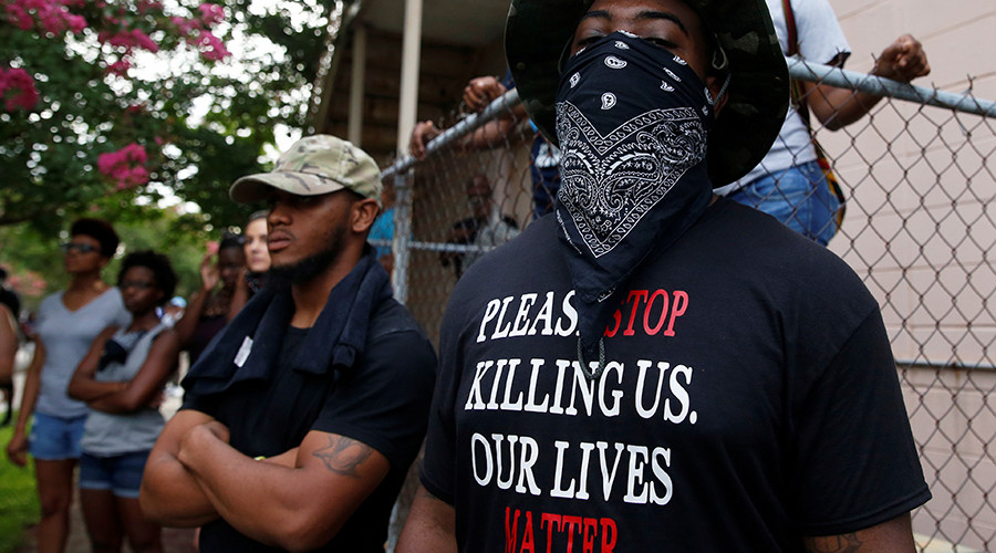Petition for White House to declare Black Lives Matter a terrorist group has 100,000+ signatures