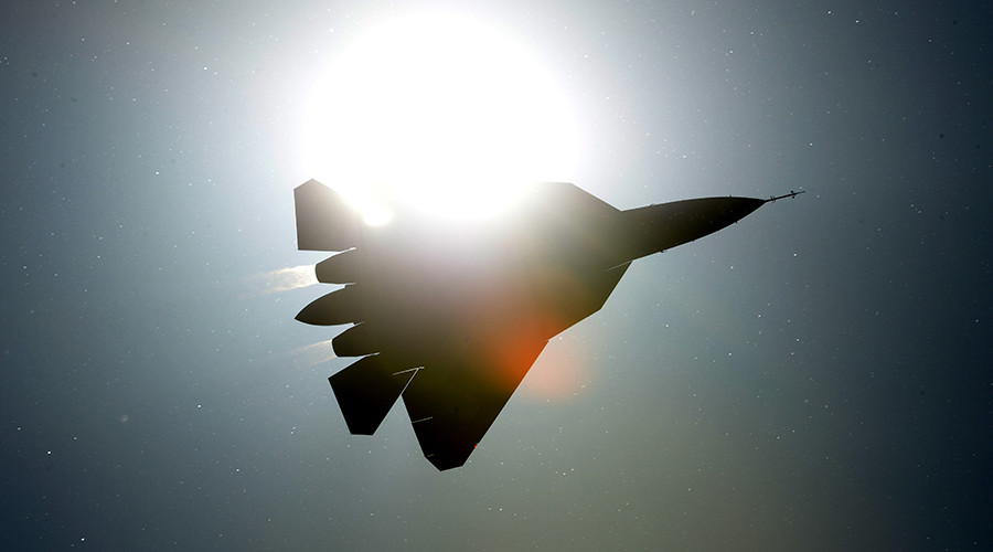 Russian 6th-gen drone fighter jets to fly in swarms, enter near space