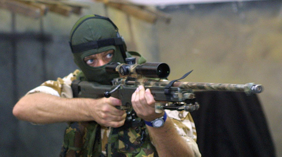 SAS chief in Iraq angry at UK running 'Latin American-style death squads'