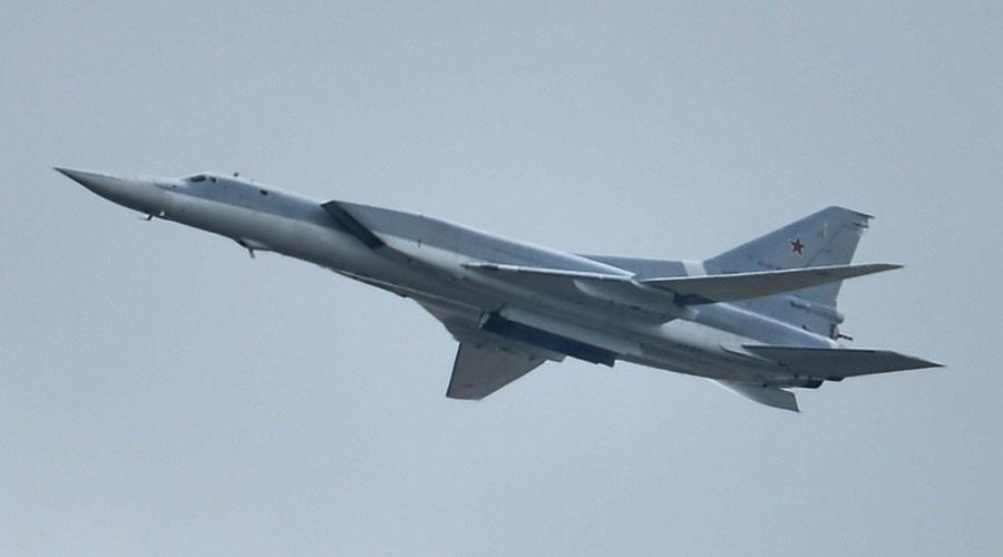 Tupolev Tu-22M3 strategic bomber. ©Vladimir Astapkovich