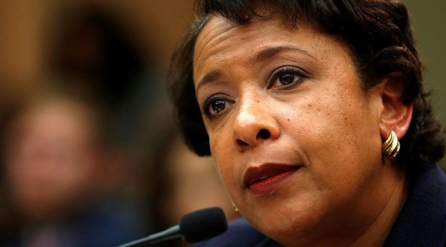 AG Lynch stonewalls Congress on Clinton email probe