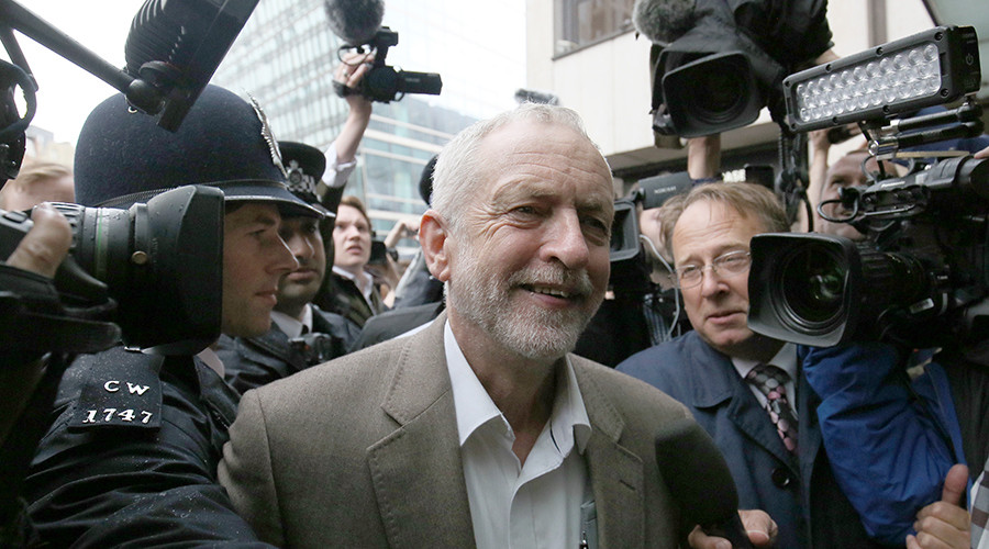 Jeremy Corbyn can automatically run in leadership race – Labour Party