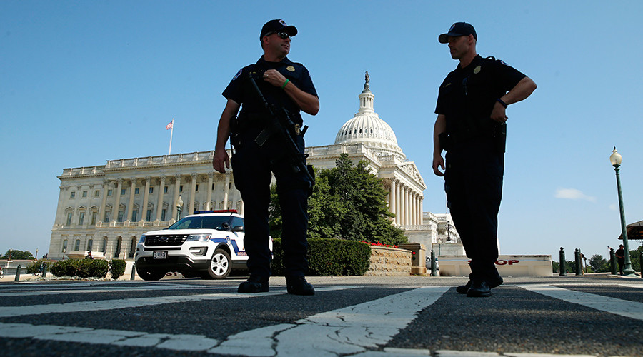 US Capitol put on lockdown after reports of shooting nearby