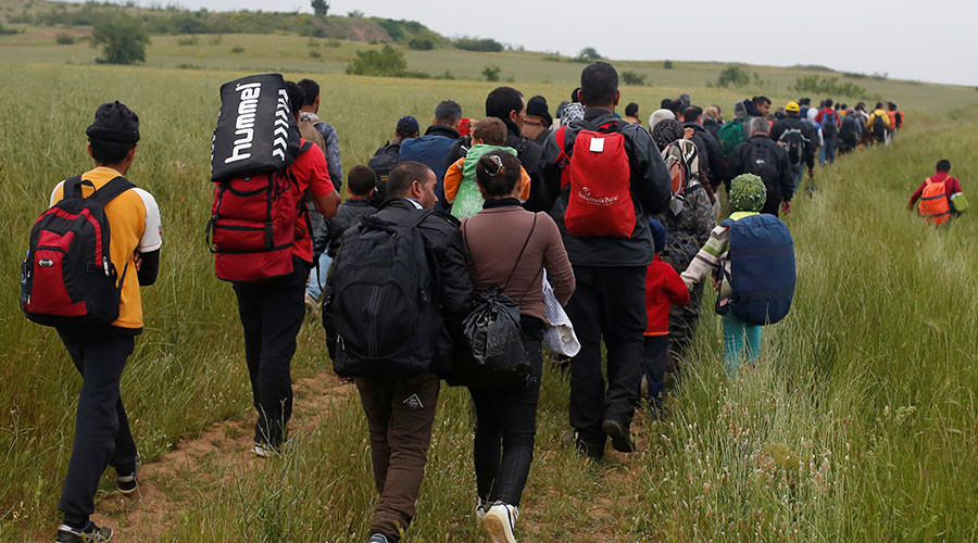 Arms firms profiting from refugee crisis bought 'access' to Scottish politicians