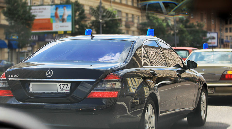 Government seeks ban on expensive software & powerful cars for Russian officials