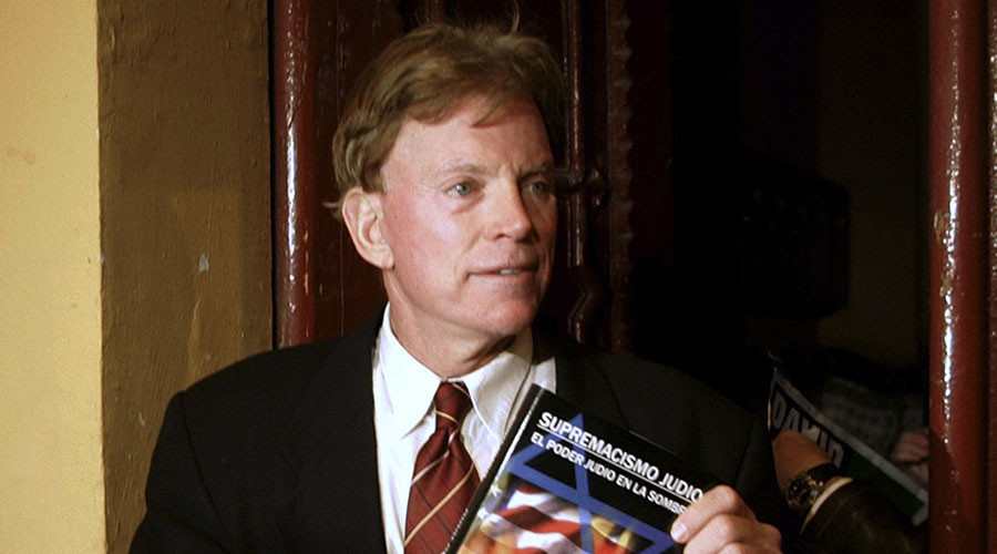 Ex-KKK Grand Wizard David Duke ponders running for Congress