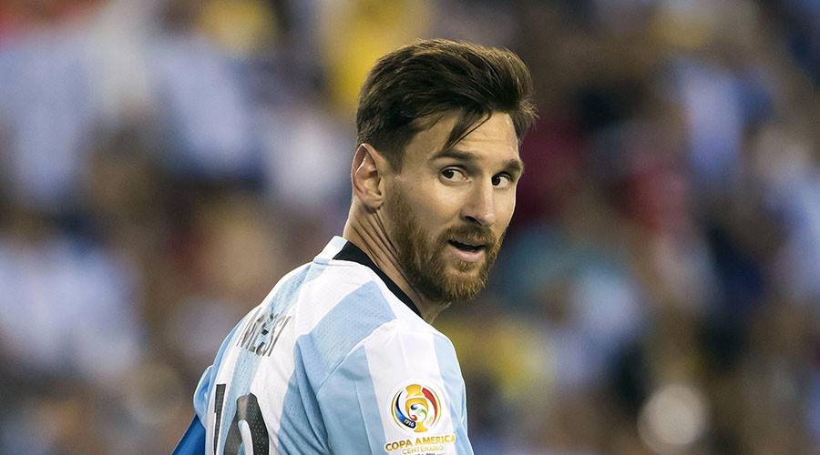 Lionel Messi. ©Winslow Townson-USA TODAY Sports