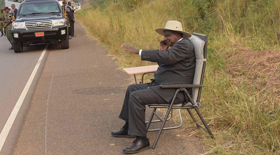 ©Yoweri Kaguta Museveni