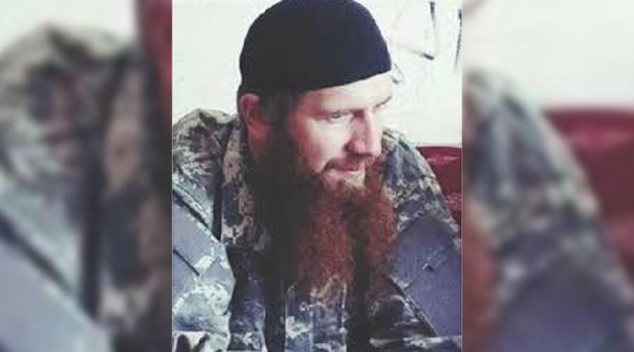 Abu Omar al-Shishani ©Wikipedia