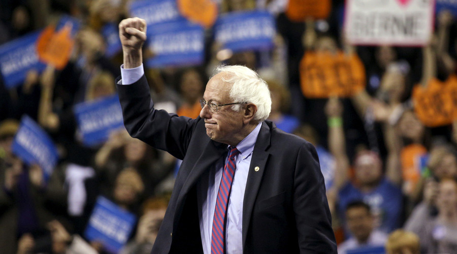 'A marathon, not a sprint': Defiant Sanders urges supporters to continue political revolution