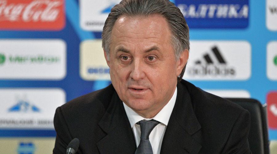 Minister of Sport Vitaly Mutko © Vladimir Pesnya