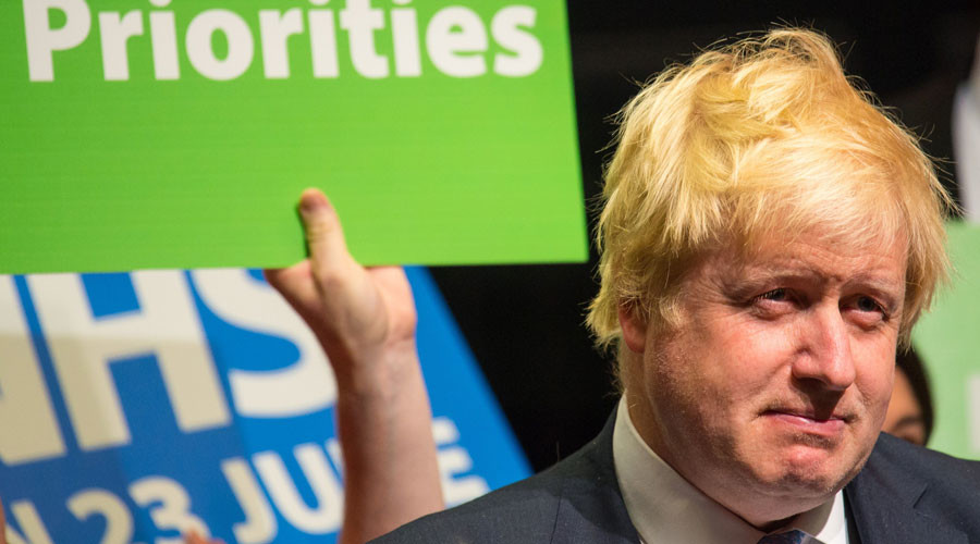 Elves, cannibals & piccaninnies: The Boris Johnson GIFs that keep on giving