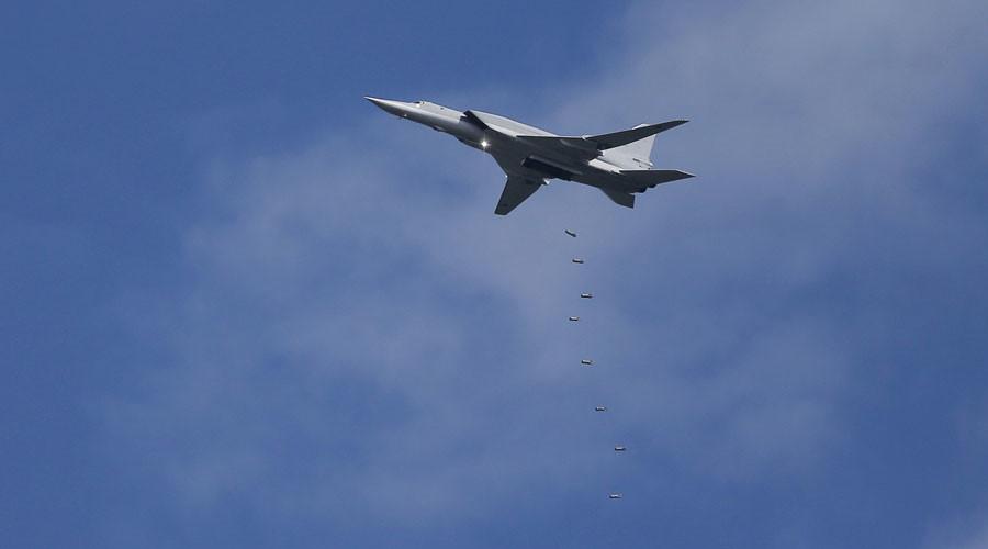 A Tu-22M3 bomber © Maxim Shemetov