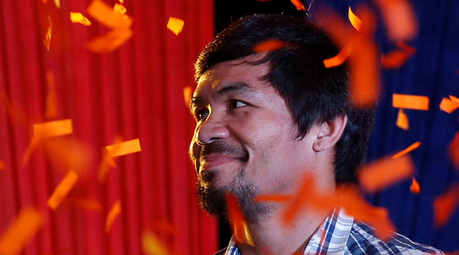 Pacquiao comes out of retirement after 'missing' boxing