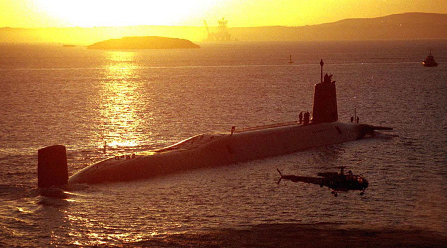Independent nuclear deterrent? Britain must keep Trident, say US generals
