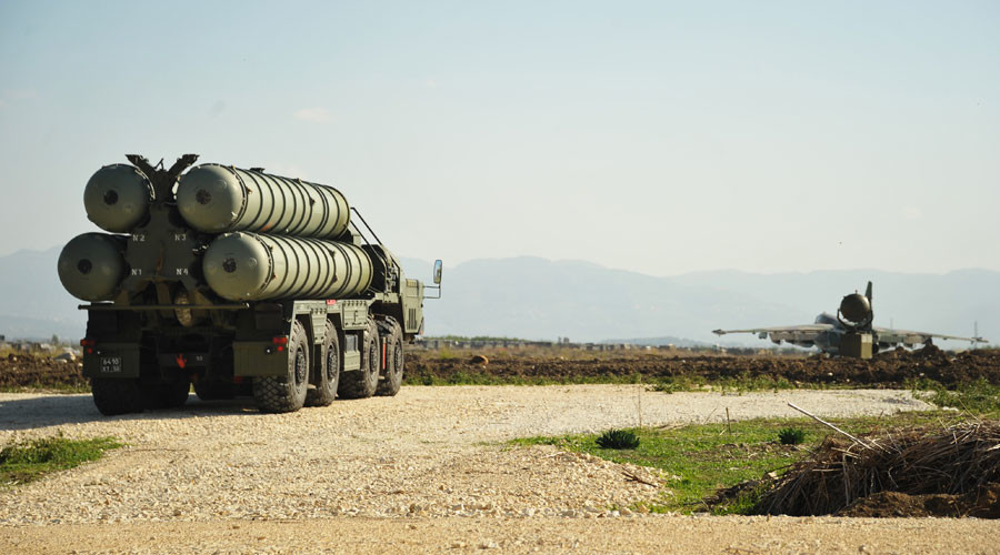 Russia to deploy S-400 missiles in Crimea next month