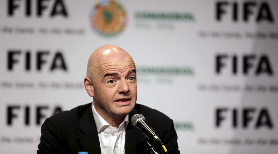 Ethics committee to interview FIFA president Gianni Infantino