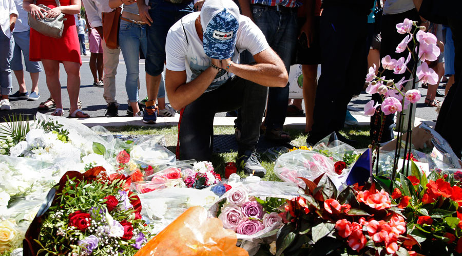 Top Russian lawmakers urge joint fight against terrorism after Nice attack
