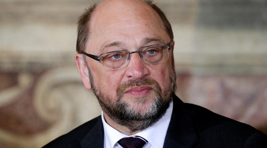 European Parliament President Martin Schulz © Max Rossi