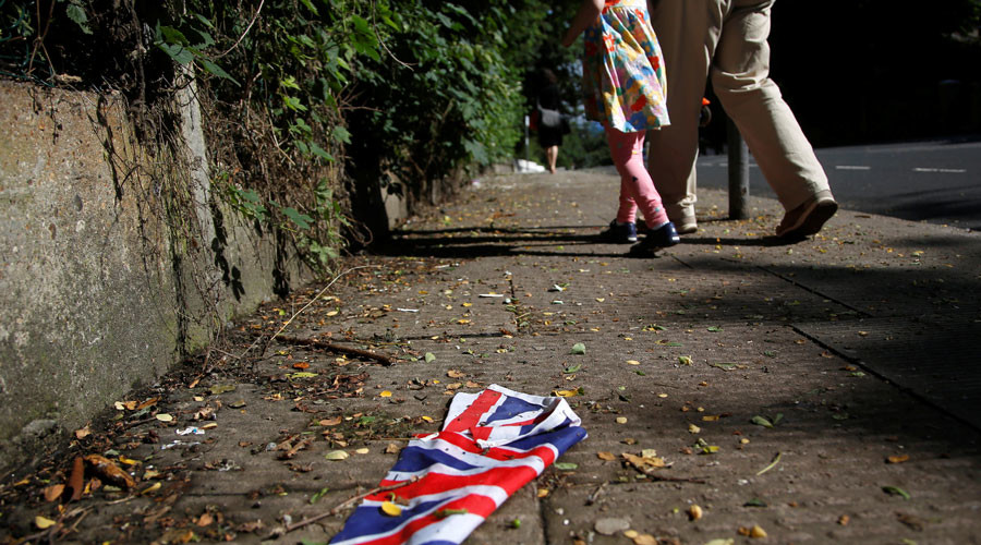 Family finances hit by Brexit vote... and it's going to get much worse