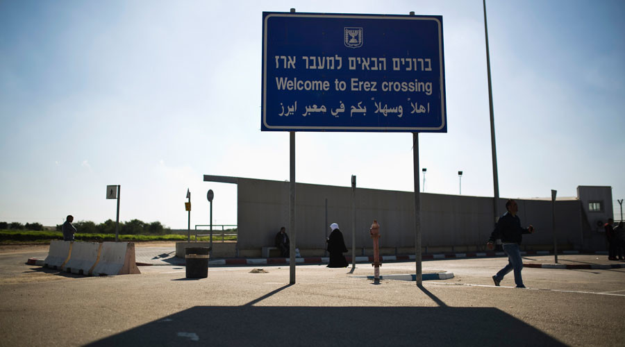 Israel halts postal service with Gaza 'to curb smuggling by terrorists'