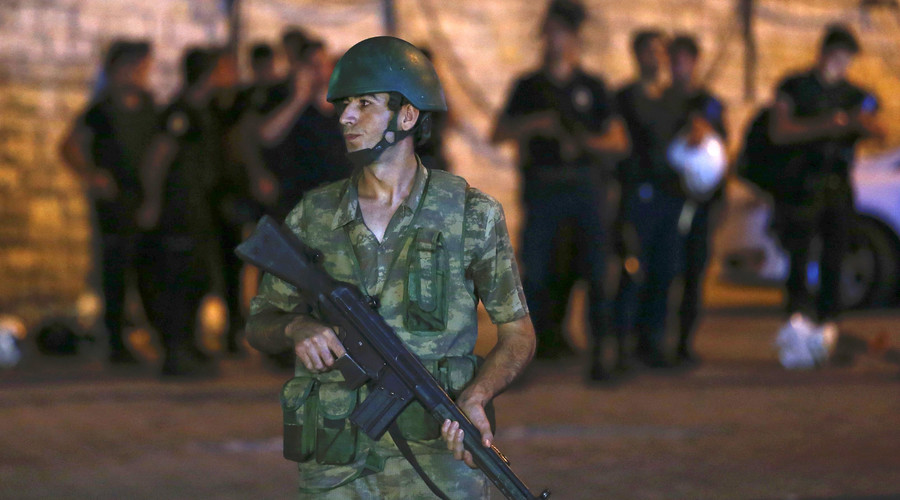 At least 17 policemen killed in Ankara helicopter attack – reports