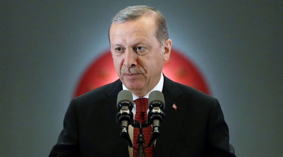'Not going anywhere': Erdogan gives defiant Istanbul airport speech, downplaying attempted coup