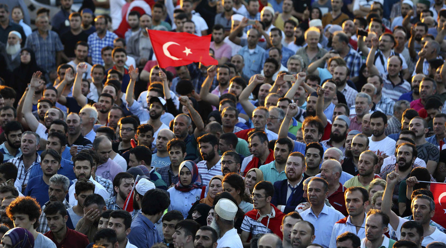 'People not afraid, remember history': Turkish journalist says no popular support for coup
