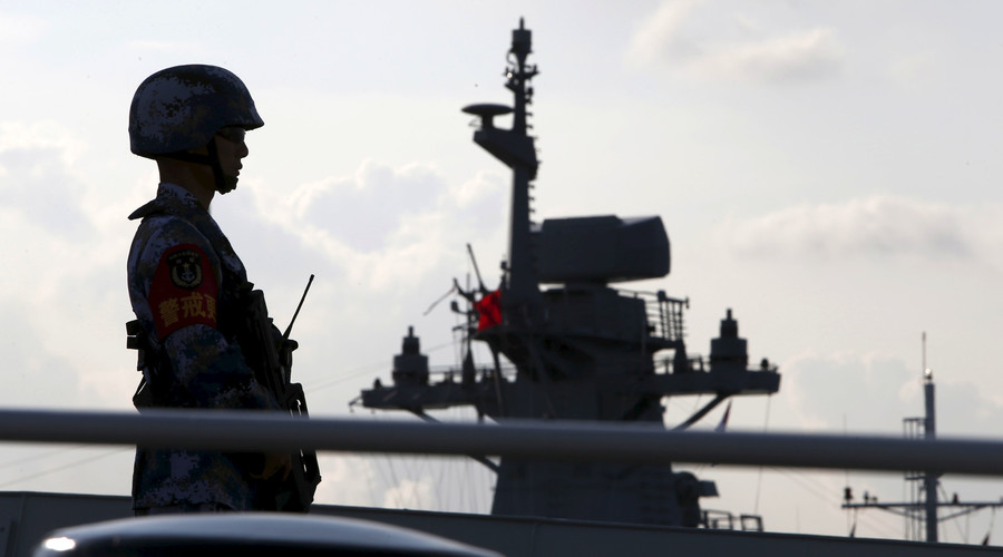 Beijing announces S. China Sea drills, warns foreign navy patrols could end in 'disaster'
