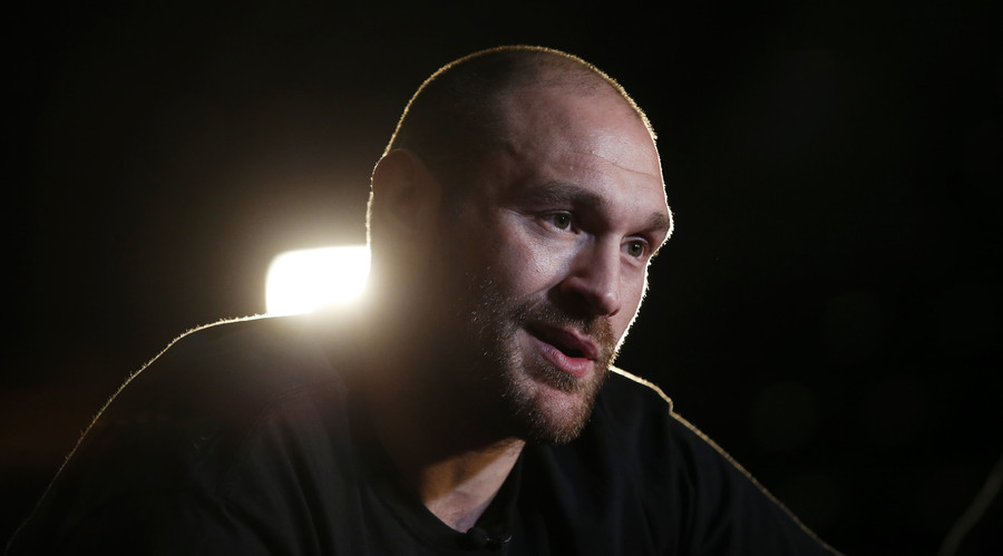 Tyson Fury 'comes out as gay' tweet causes controversy
